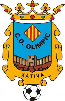 Logo of C.D. OLIMPIC (VALENCIA)