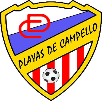 Logo of C.D. PLAYAS DE CAMPELLO (VALENCIA)