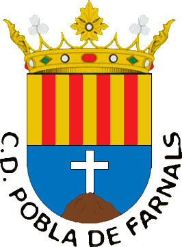 Logo de C.D. POBLA DE FARNALS (VALENCE)