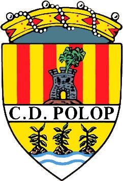Logo of C.D. POLOP (VALENCIA)