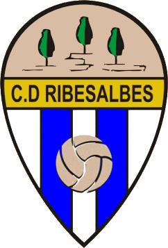 Logo de C.D. RIBESALBES (VALENCE)