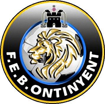 Logo de C.D. S.B. ONTIYENT (VALENCE)