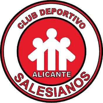 Logo de C.D. SALESIANOS ALICANTE (VALENCE)