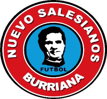 Logo de C.D. SALESIANOS BURRIANA (VALENCE)