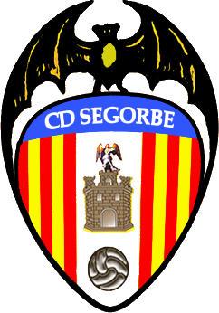 Logo de C.D. SEGORBE (VALENCE)