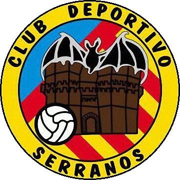 Logo de C.D. SERRANOS (VALENCE)
