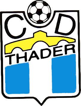 Logo of C.D. THADER (VALENCIA)