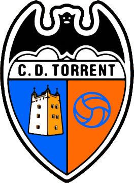 Logo of C.D. TORRENT (VALENCIA)