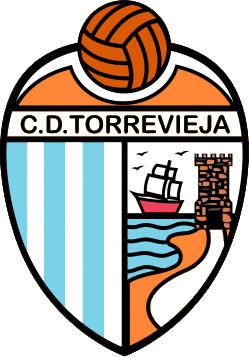 Logo of C.D. TORREVIEJA (VALENCIA)