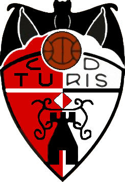 Logo de C.D. TURÍS (VALENCE)