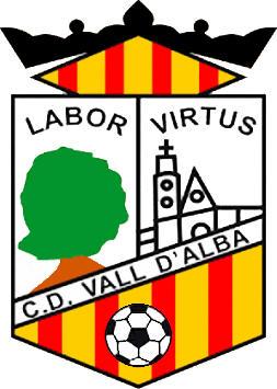 Logo of C.D. VALL D'ALBA (VALENCIA)