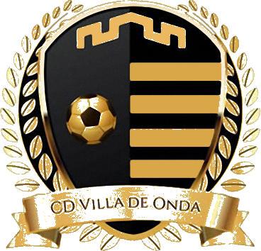 Logo of C.D. VILLA DE ONDA (VALENCIA)