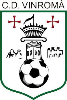 Logo de C.D. VINROMÀ (VALENCE)