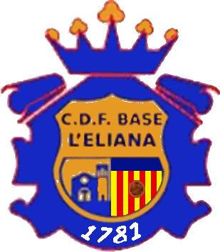 Logo of C.D.F. BASE L'ELIANA (VALENCIA)