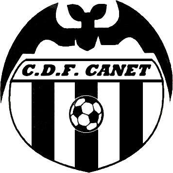 Logo de C.D.F. CANET (VALENCE)