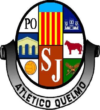 Logo of C.F. ATLÉTICO QUELMO (VALENCIA)