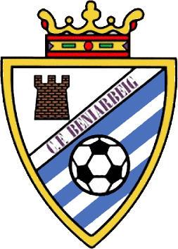 Logo of C.F. BENIARBEIG (VALENCIA)