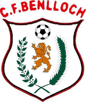 Logo of C.F. BENLLOCH (VALENCIA)