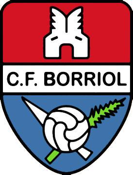 のロゴクラブBorriol (バレンシア)