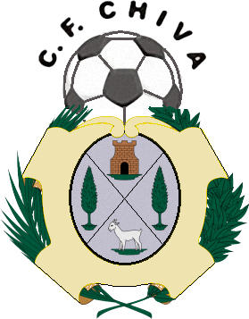 Logo of C.F. CHIVA (VALENCIA)
