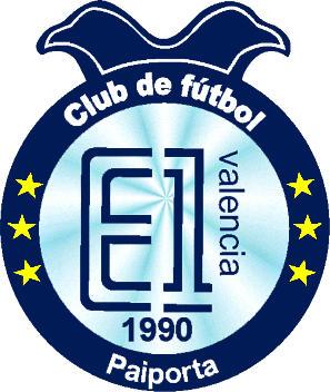 Logo of C.F. E-1 VALENCIA (VALENCIA)