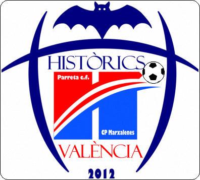 Logo of C.F. HISTÒRICS DE VALENCIA (VALENCIA)