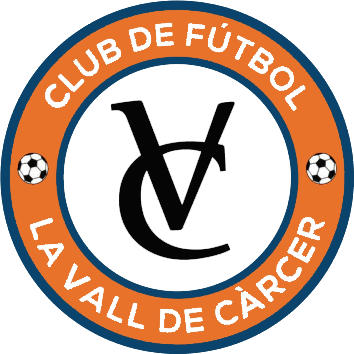 Logo of C.F. LA VALL DE CÁRCER (VALENCIA)