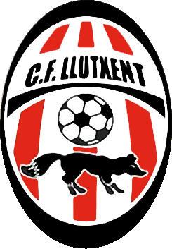 Logo of C.F. LLUTXENT (VALENCIA)