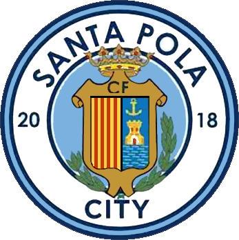 Logo of C.F. PLAYA SANTA POLA CITY (VALENCIA)