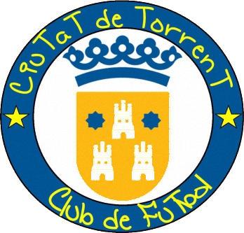 Logo of C.F.F. CIUTAT DE TORRENT (VALENCIA)
