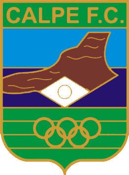 Logo of CALPE C.F. (VALENCIA)