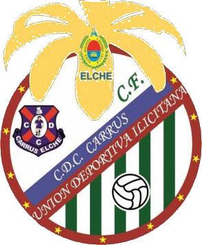 Logo de CDC CARRUS UD ILICITANA CF (VALENCE)