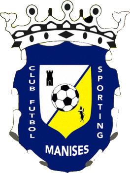 Logo de CF SPORTING DE MANISES (VALENCE)