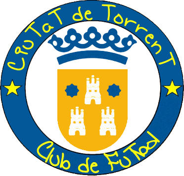 Logo of CIUTAT DE TORRENT C.F. (VALENCIA)