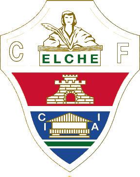 Logo of ELCHE C.F (VALENCIA)