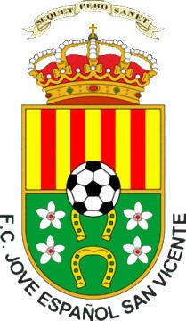 Logo of F.C. JOVE ESPAÑOL SAN VICENTE (VALENCIA)
