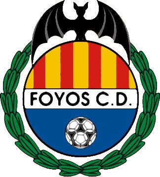 Logo of FOYOS C.D. (VALENCIA)