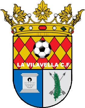 Logo of LA VILAVELLA C.F. (VALENCIA)
