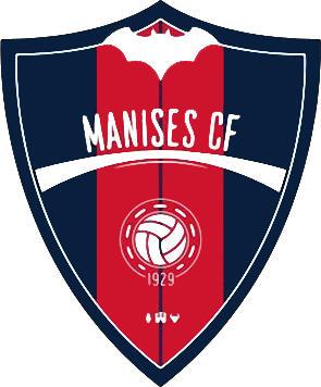 Logo of MANISES C.F. (2) (VALENCIA)