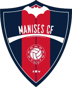 Logo of MANISES C.F. DESDE 2019 (VALENCIA)