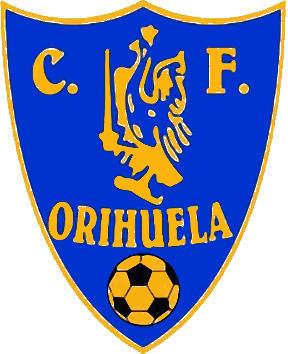 Logo of ORIHUELA C.F. (VALENCIA)