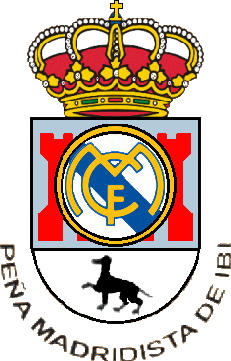 Logo of PEÑA MADRIDISTA DE IBI U.D. (VALENCIA)