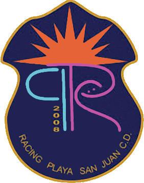 Logo of RACING PLAYA SAN JUAN C.D. (VALENCIA)