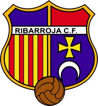 Logo of RIBARROJA C.F. (VALENCIA)
