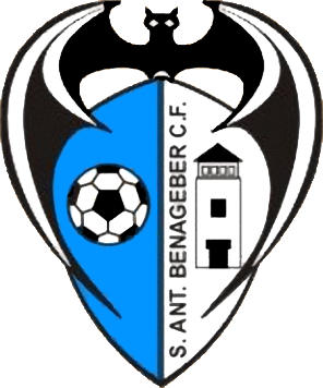 Logo of SAN ANTONIO BENAGÉBER C.F. (VALENCIA)