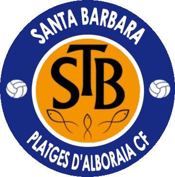 Logo of SANTA BARBARA PLATGES D'ALBORAIA C.F. (VALENCIA)