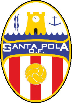 Logo of SANTA POLA C.F. (VALENCIA)
