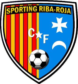 Logo of SPORTING RIBA-ROJA C.F. (VALENCIA)