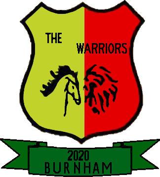 Logo of THE WARRIORS BURNHAM (VALENCIA)