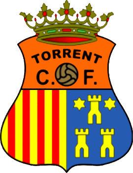 Logo of TORRENT C.F. HASTA 2015 (VALENCIA)